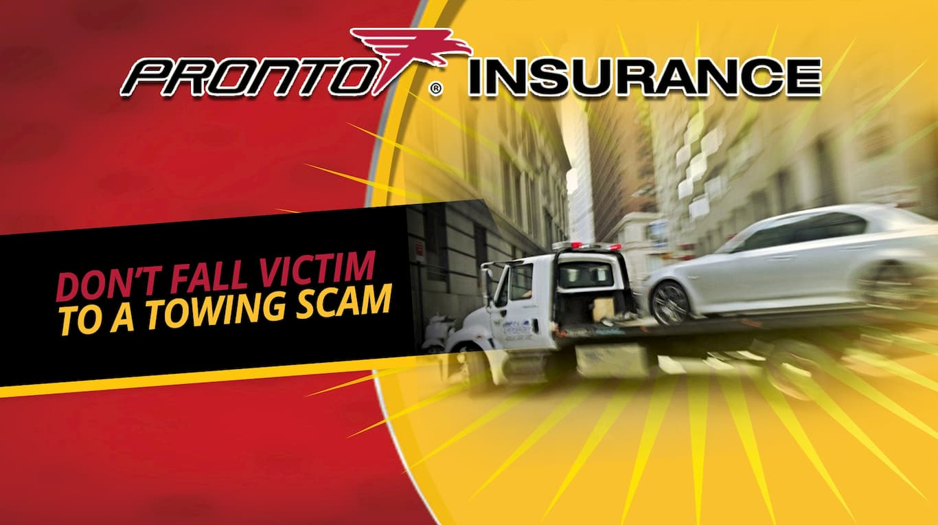 towing car victime banner