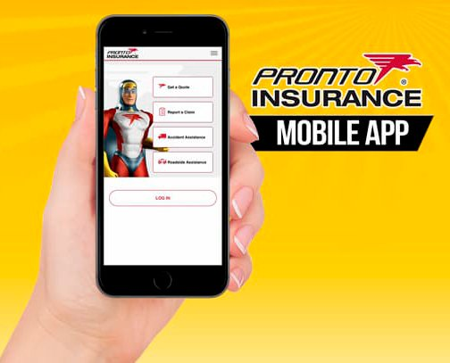 Have You Downloaded our Pronto Insurance App?