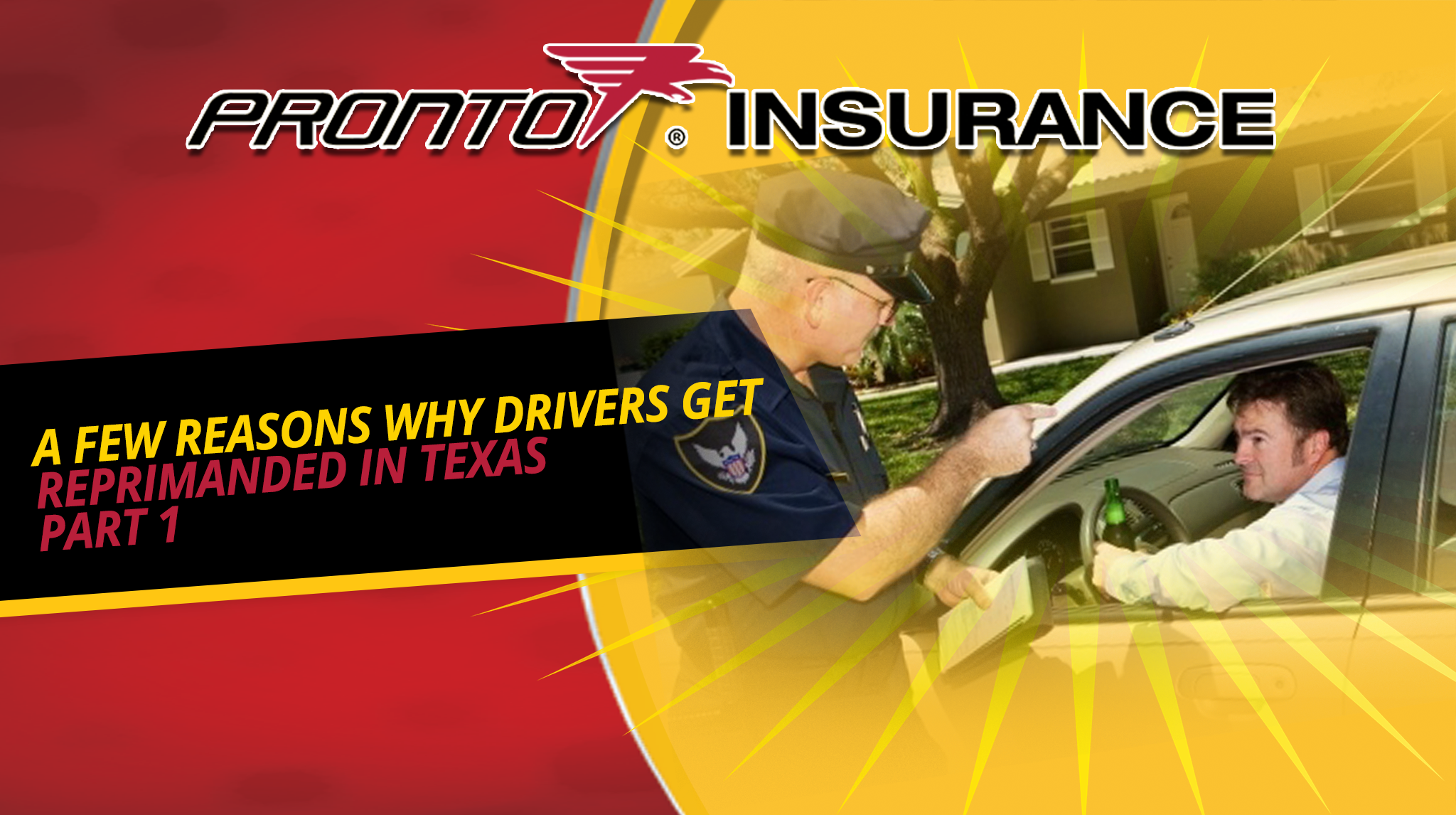 A Few Reasons Why Drivers Get Reprimanded in Texas