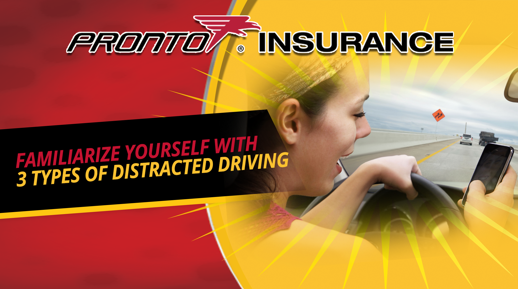 Familiarize Yourself with 3 Types of Distracted Driving