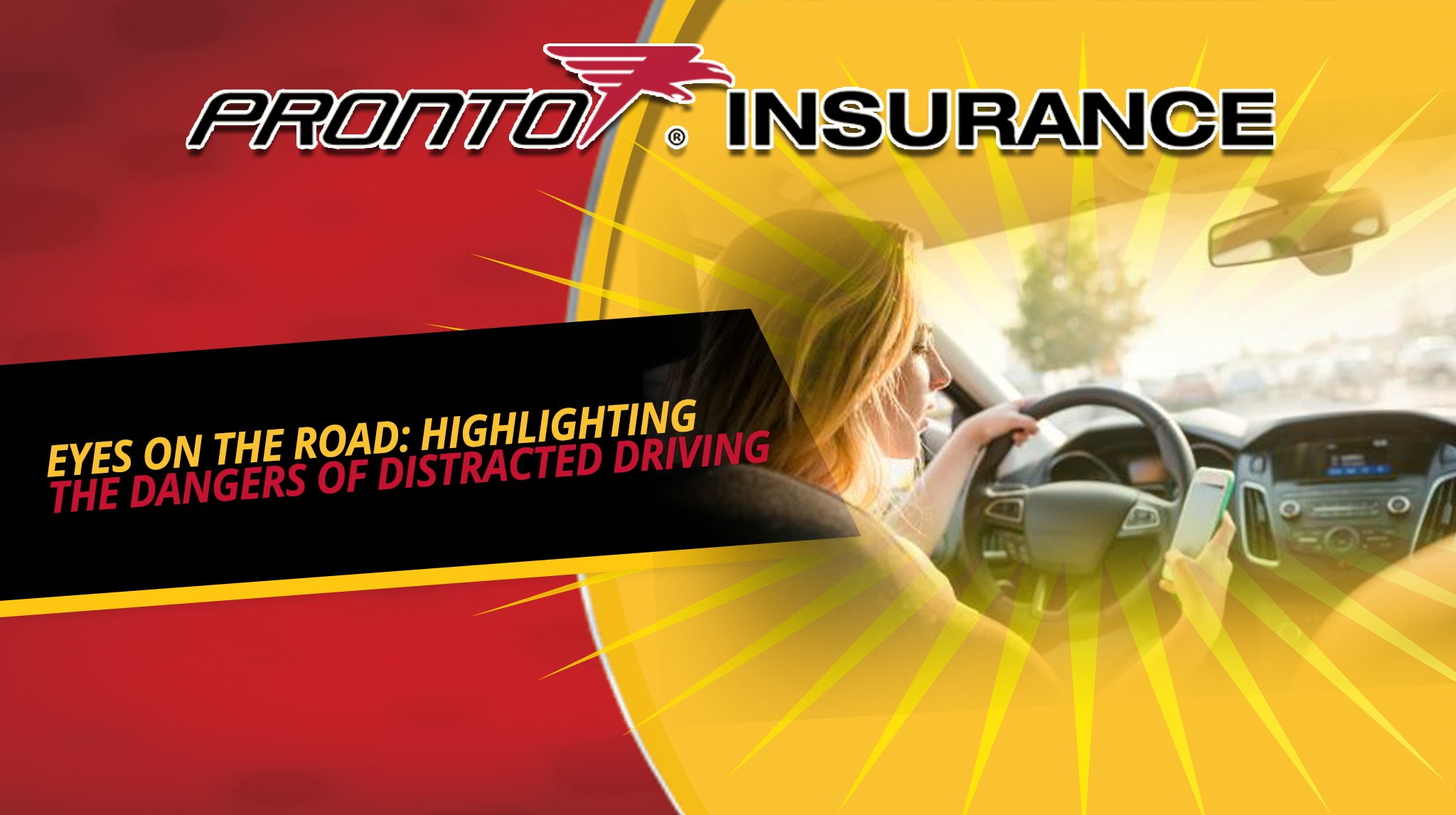 Eyes on the Road: Highlighting the Dangers of Distracted Driving