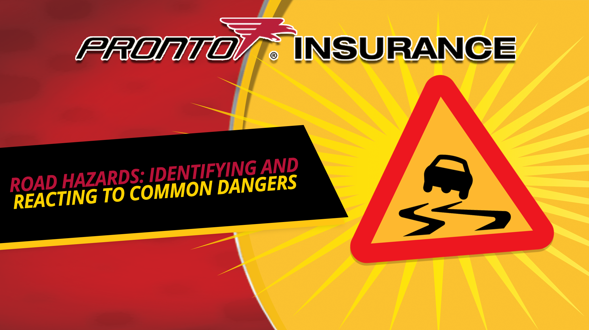 Road Hazards: Identifying and Reacting to Common Dangers