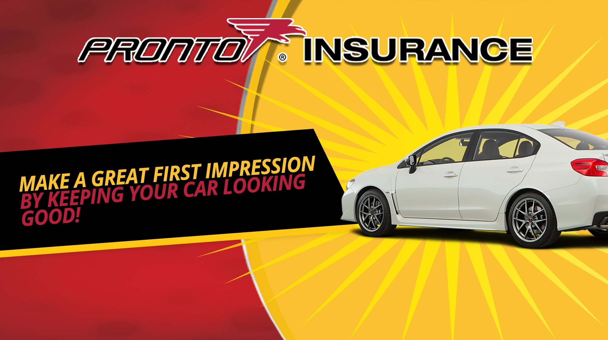 Make a Great First Impression by Keeping Your Car Looking Good!