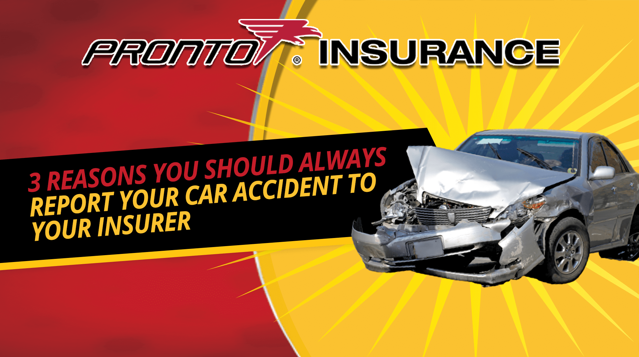 3 Reasons You Should Always Report Your Car Accident to Your Insurer
