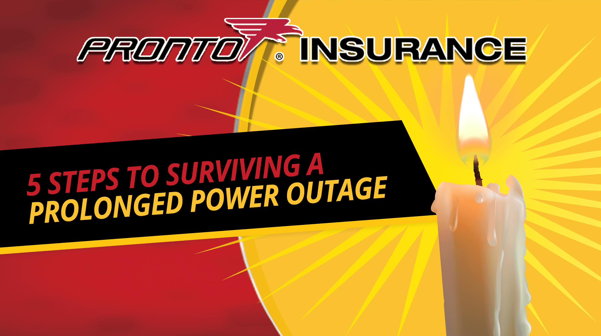 5 Steps to Surviving a Prolonged Power Outage