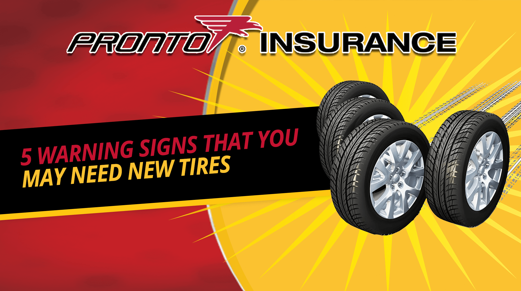 5 Warning Signs That You May Need New Tires