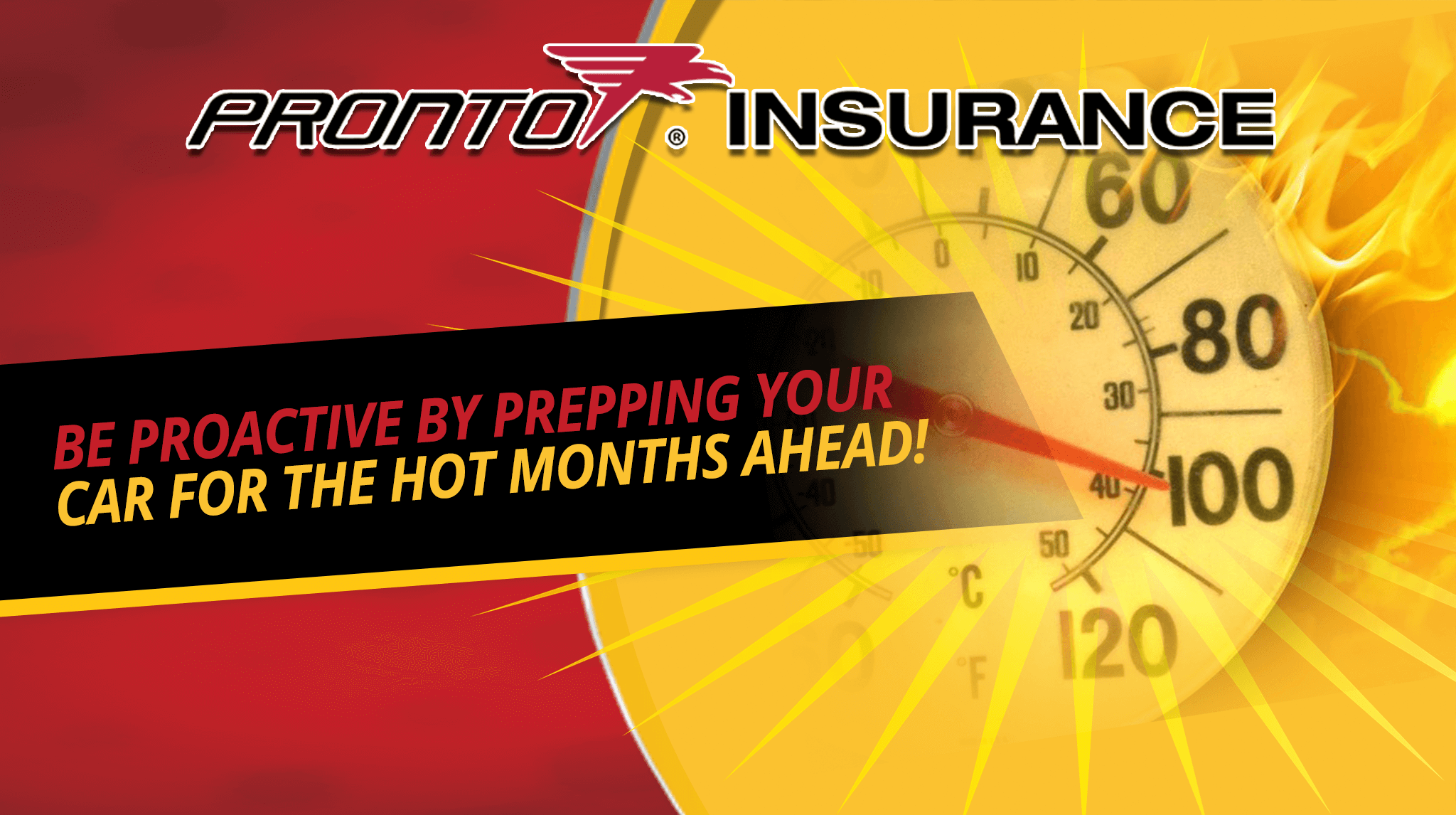 Be Proactive by Prepping Your Car for the Hot Months Ahead!