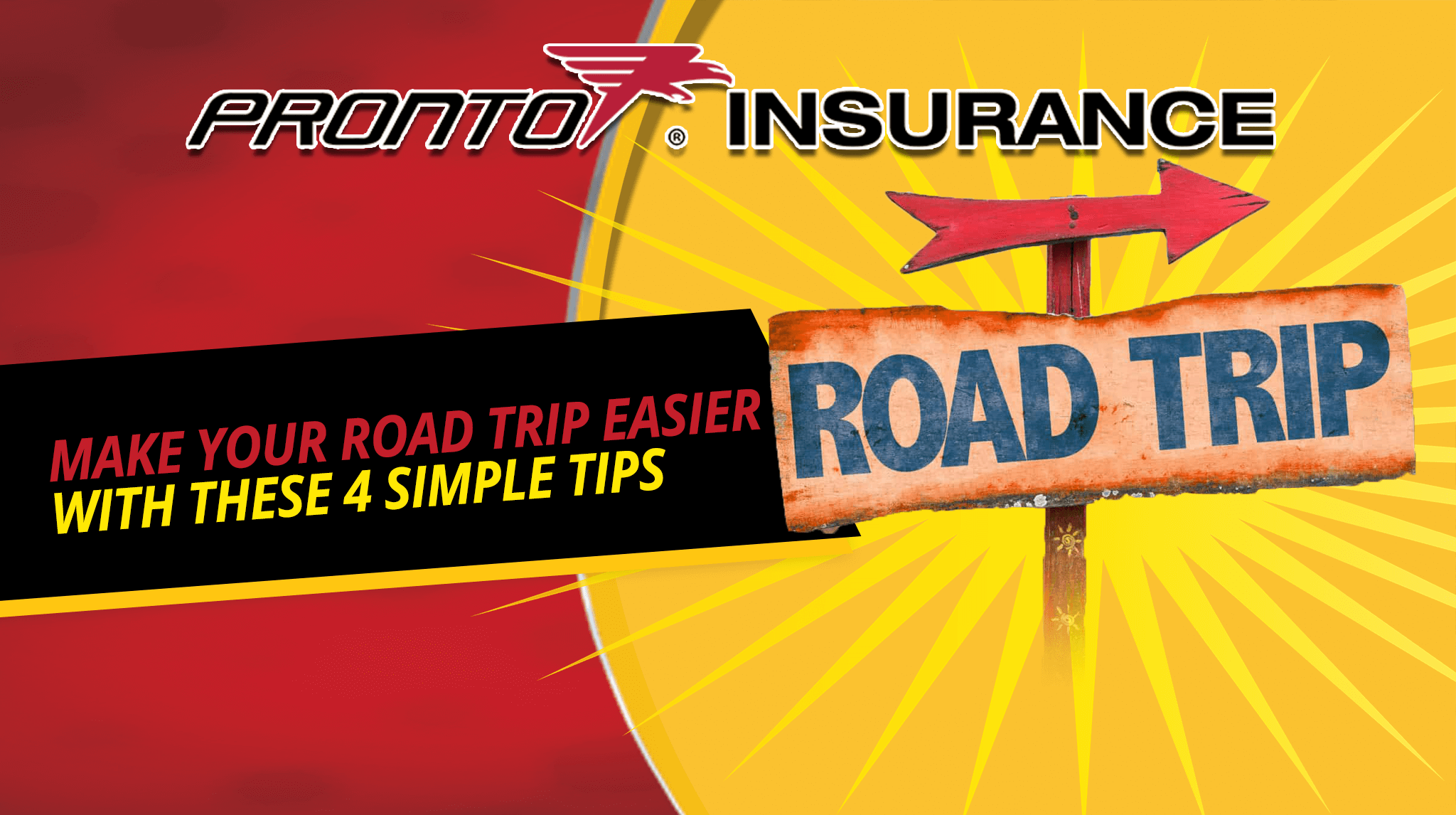Make Your Road Trip Easier with These 4 Simple Tips