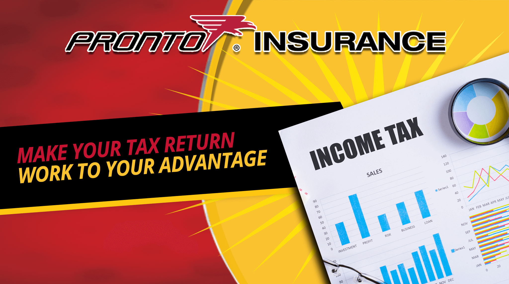Make Your Tax Return Work to Your Advantage