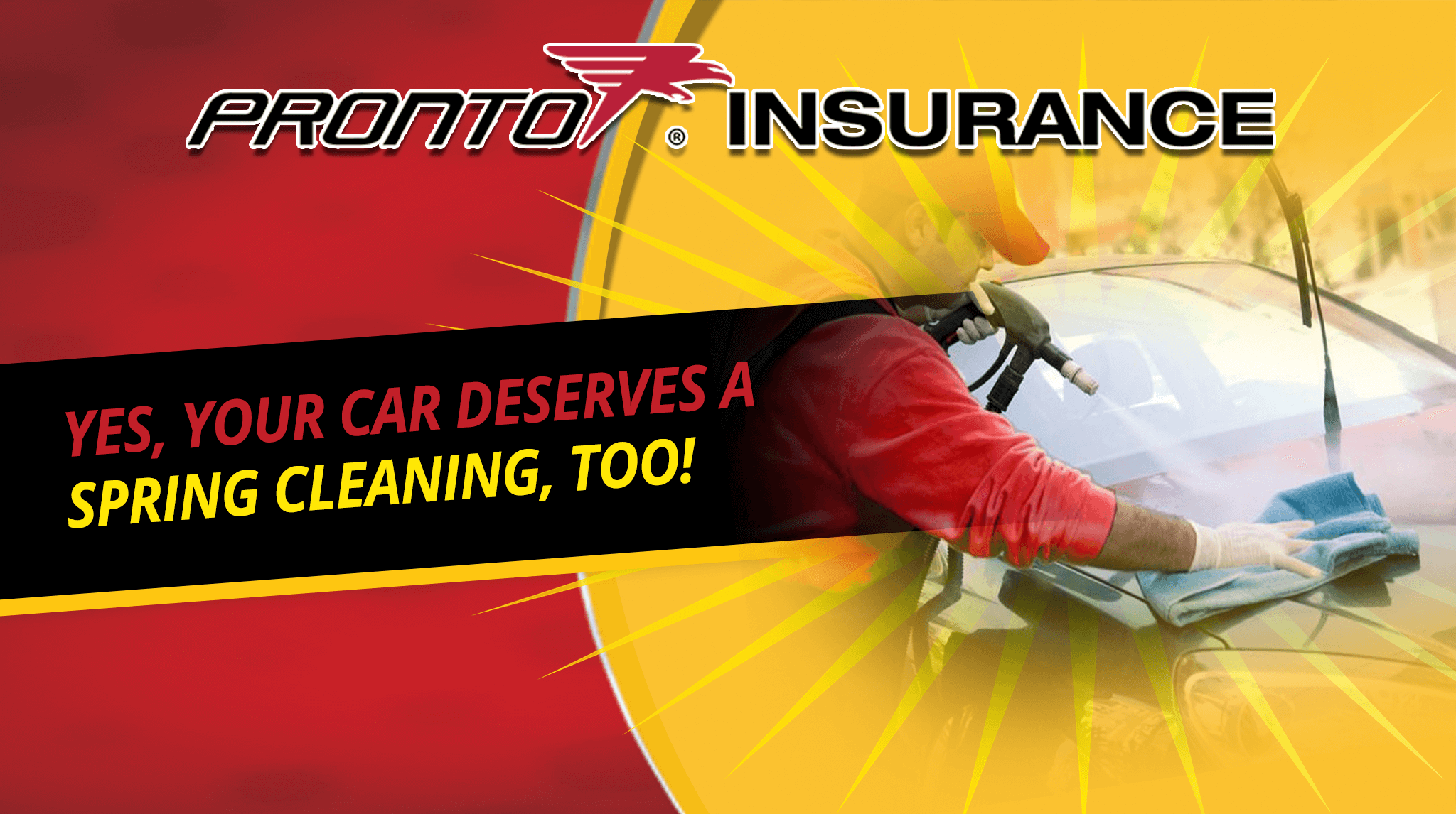Yes, Your Car Deserves a Spring Cleaning, Too!