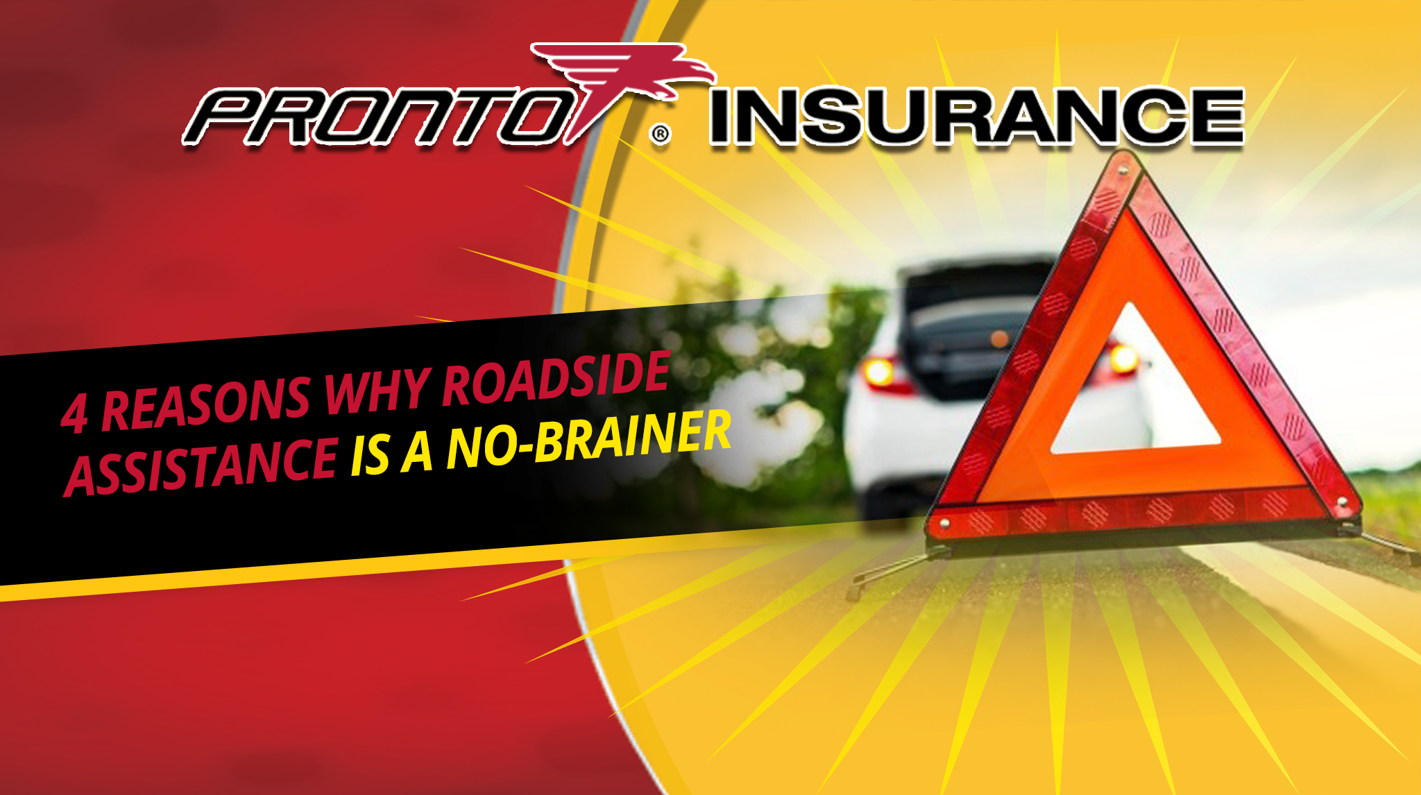 4 Reasons Why Roadside Assistance is a No-Brainer