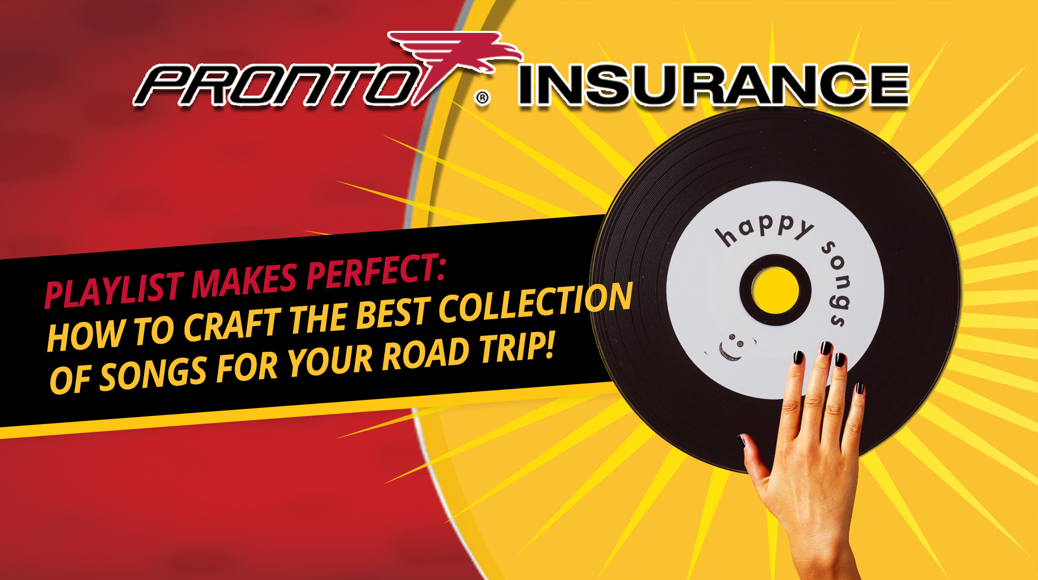 Playlist Makes Perfect: How to Craft the Best Collection of Songs for Your Road Trip!