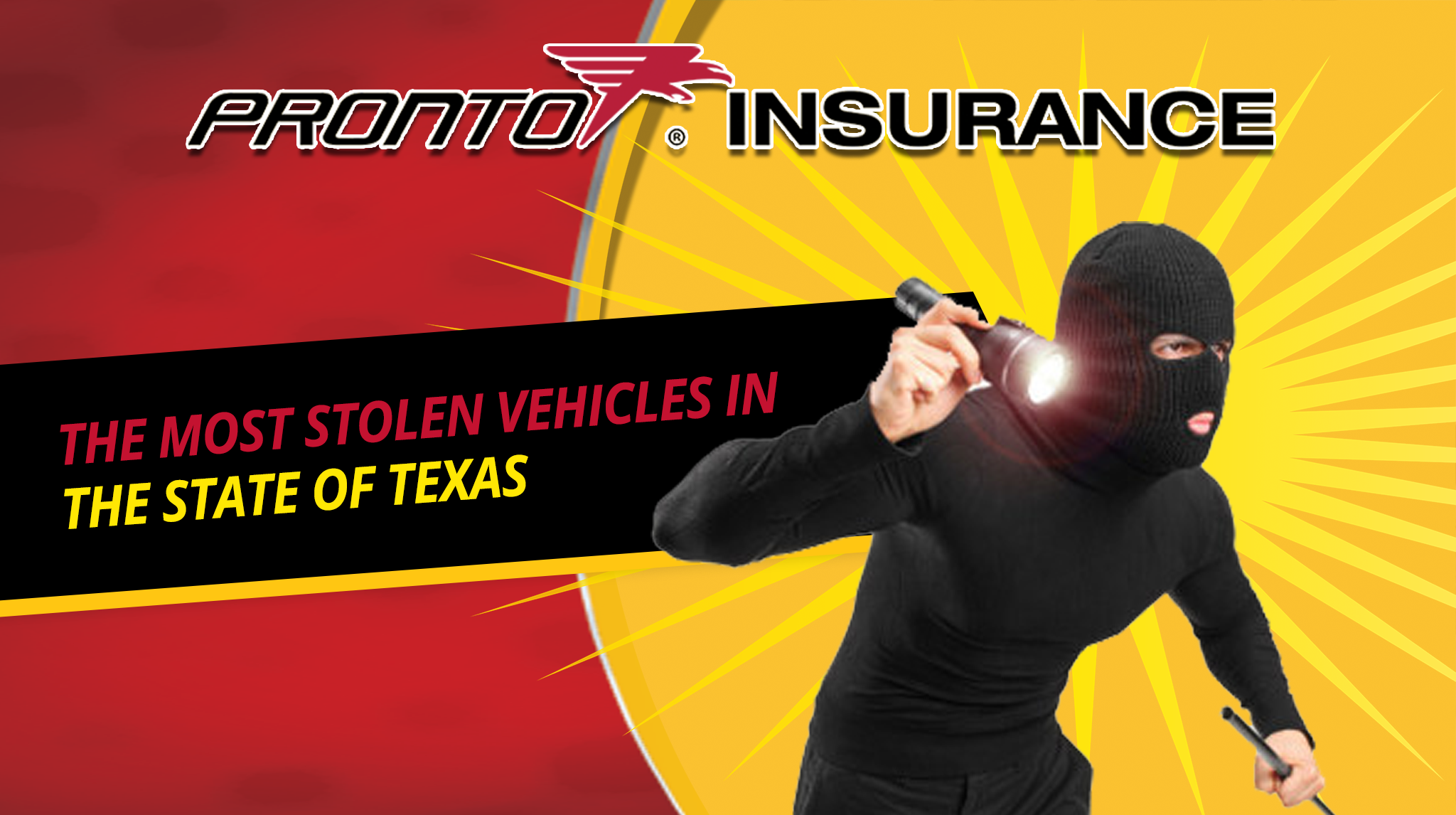 The Most Stolen Vehicles in the State of Texas
